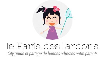 Le Paris des Lardons : logo